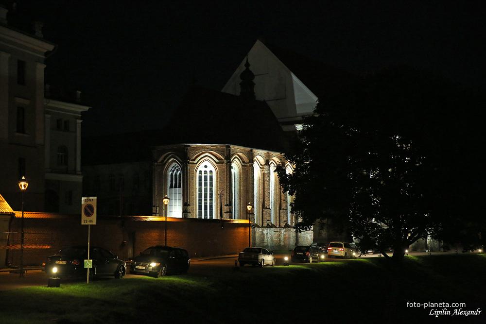 Костел Святого мученика Георгия