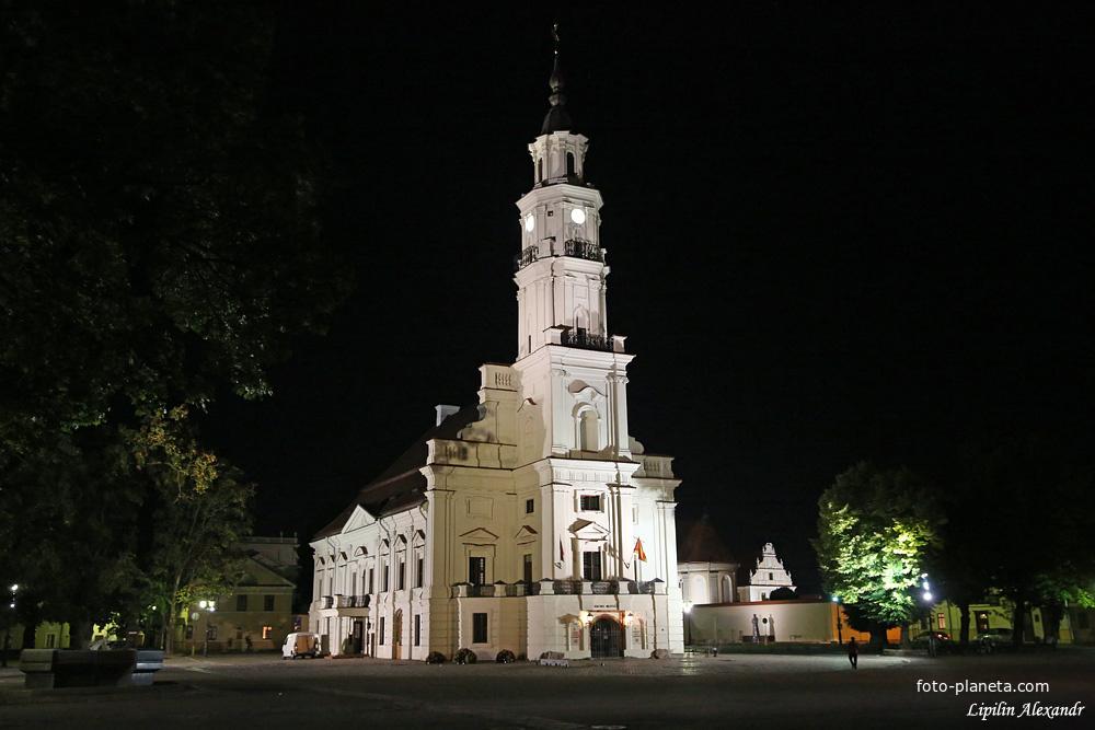 Каунасская ратуша