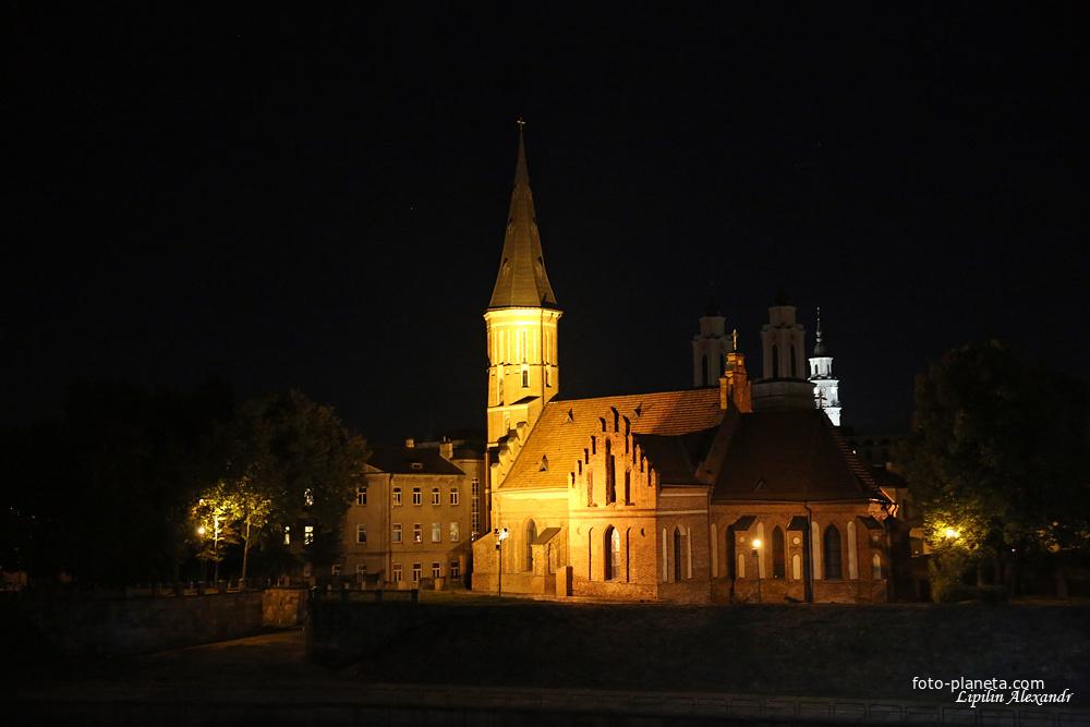 Костел Витаутаса Великого