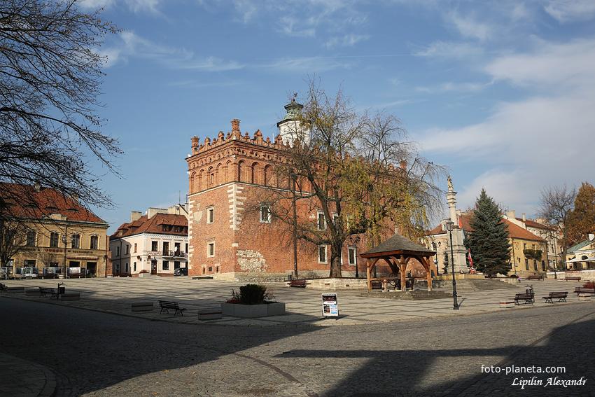 Сандомирская ратуша