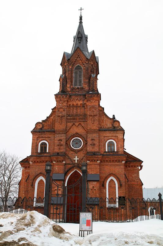 Храм Пресвятой Девы Марии