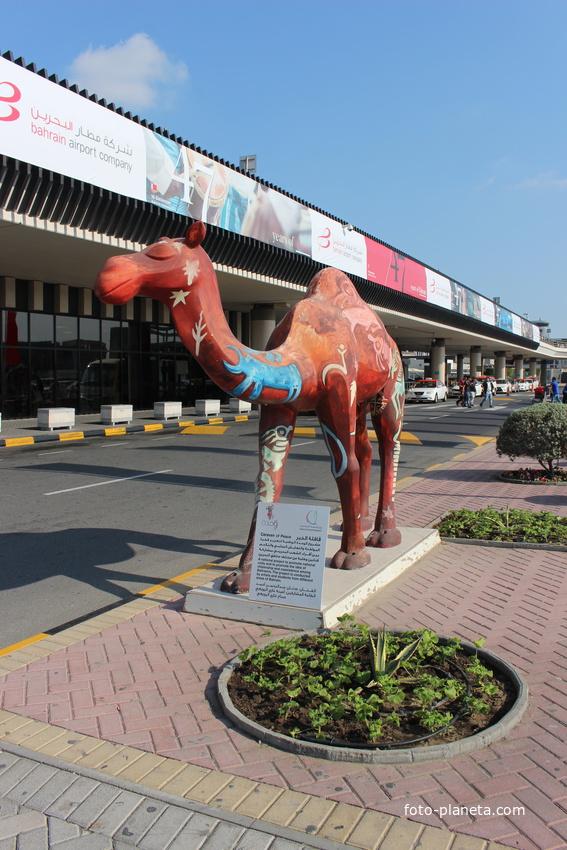Мухаррак. Международный аэропорт Бахрейна.