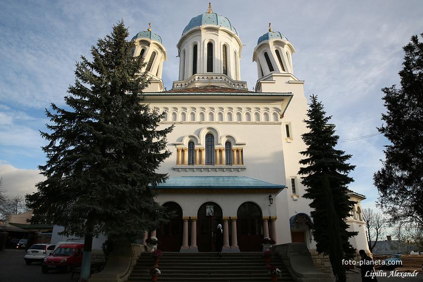 Николаевский собор Пьяная церковь