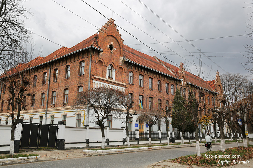 Гимназия им. Грушевского