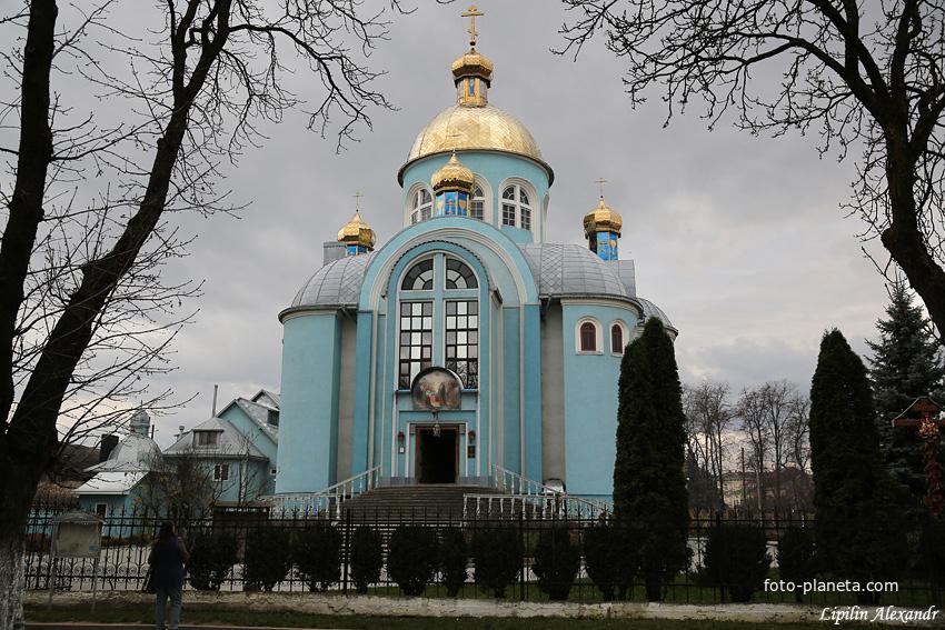 Николаево-Успенский собор