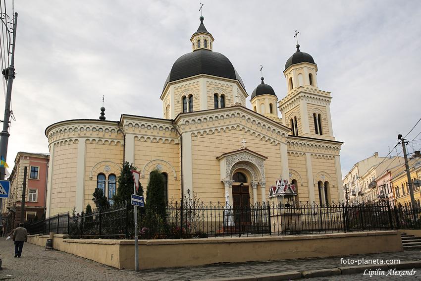 Церковь Св. Параскевы в Черновцах