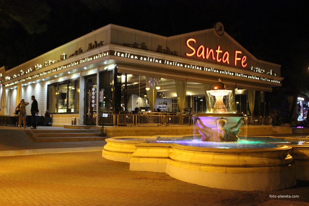 """Ресторан """"Санта Фе""""."""