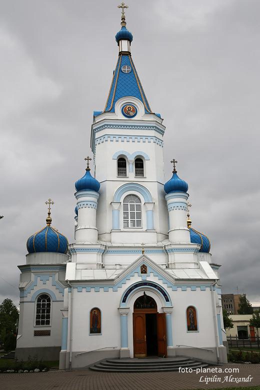 Кафедральный  собор Св. Симеона и Св. Анны