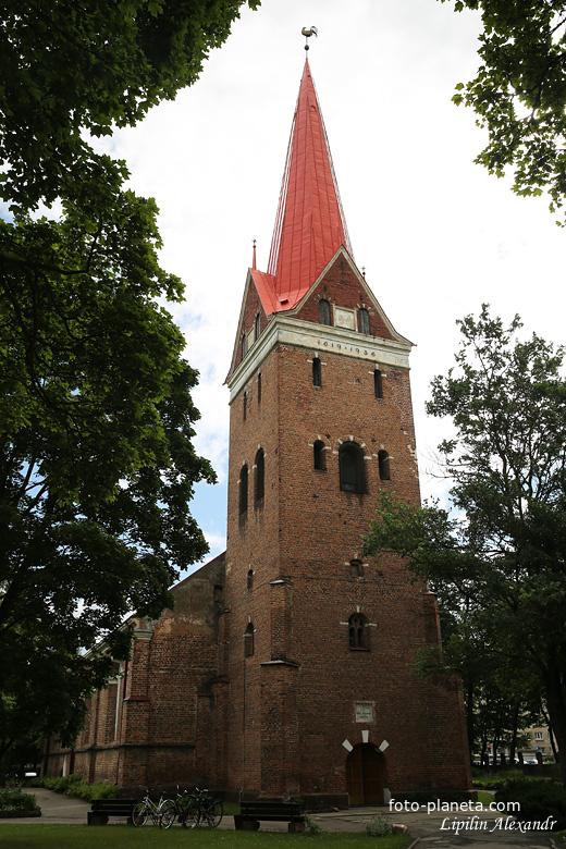 Лютеранская церковь Святой Анны