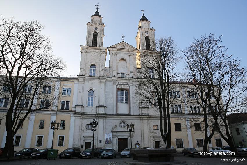 Костёл Святого Франциска Ксаверия