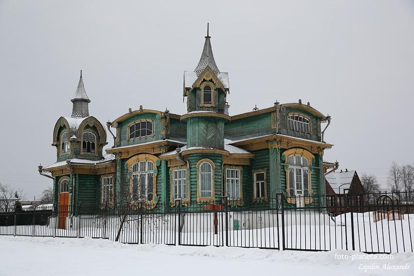 Бывший загородный дом Шорина