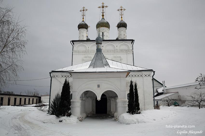 Церковь Сретения Господня в Гороховеце