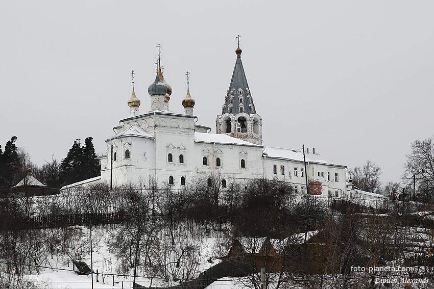 Николо-Троицкий мужской монастырь