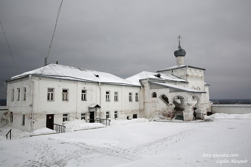 Церковь Иоанна Лествичника