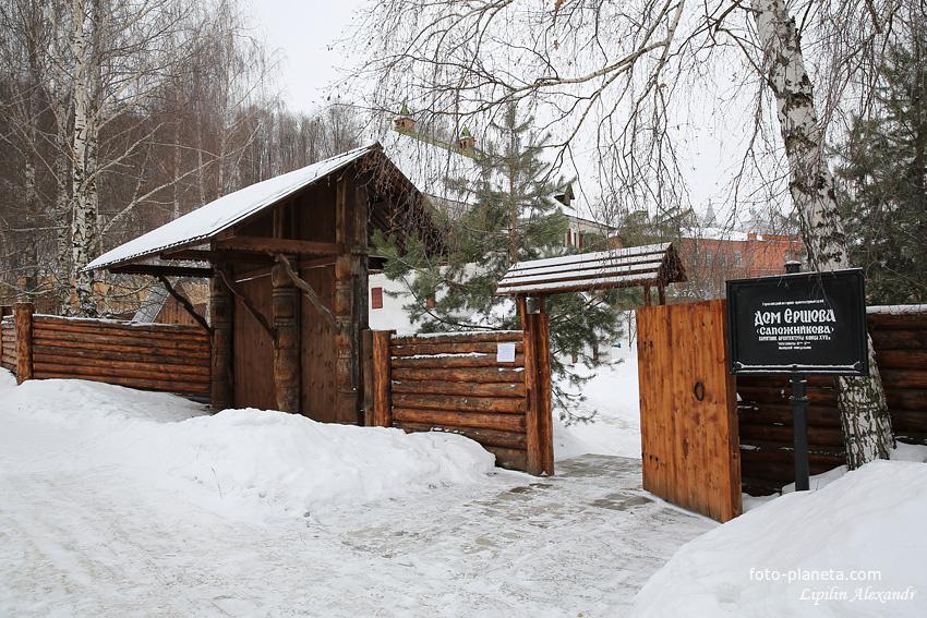 Гороховецкий историко-архитектурный музей «Дом Ершова»