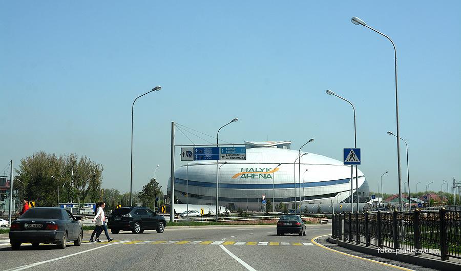 Стадион «Халык арена»