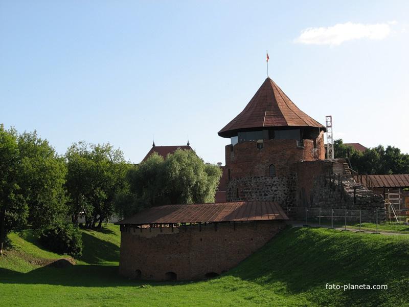 Замок Каунаса