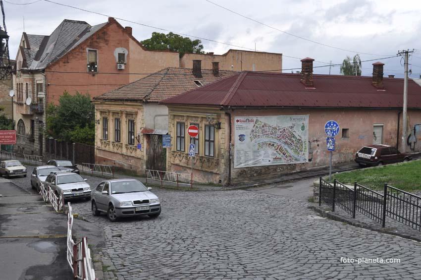 Городской перекресток