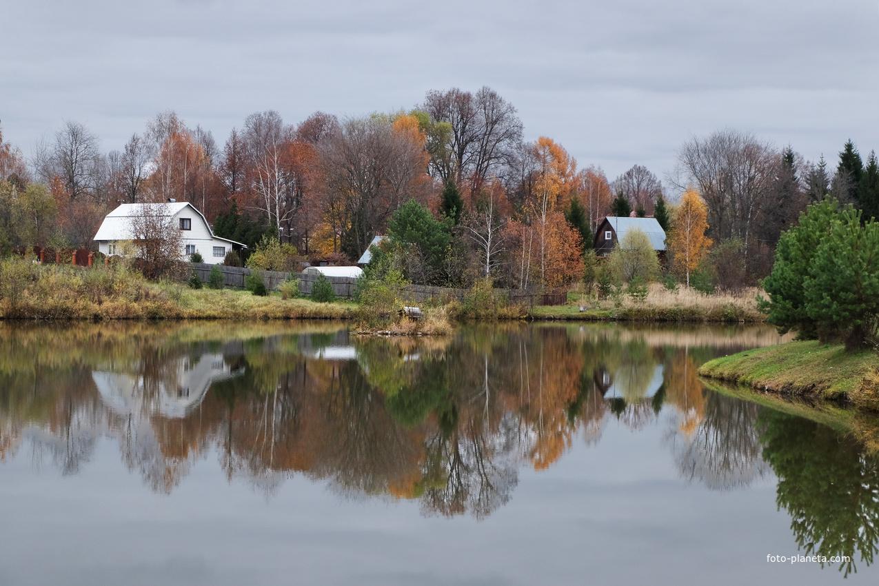 Озеро Рожково