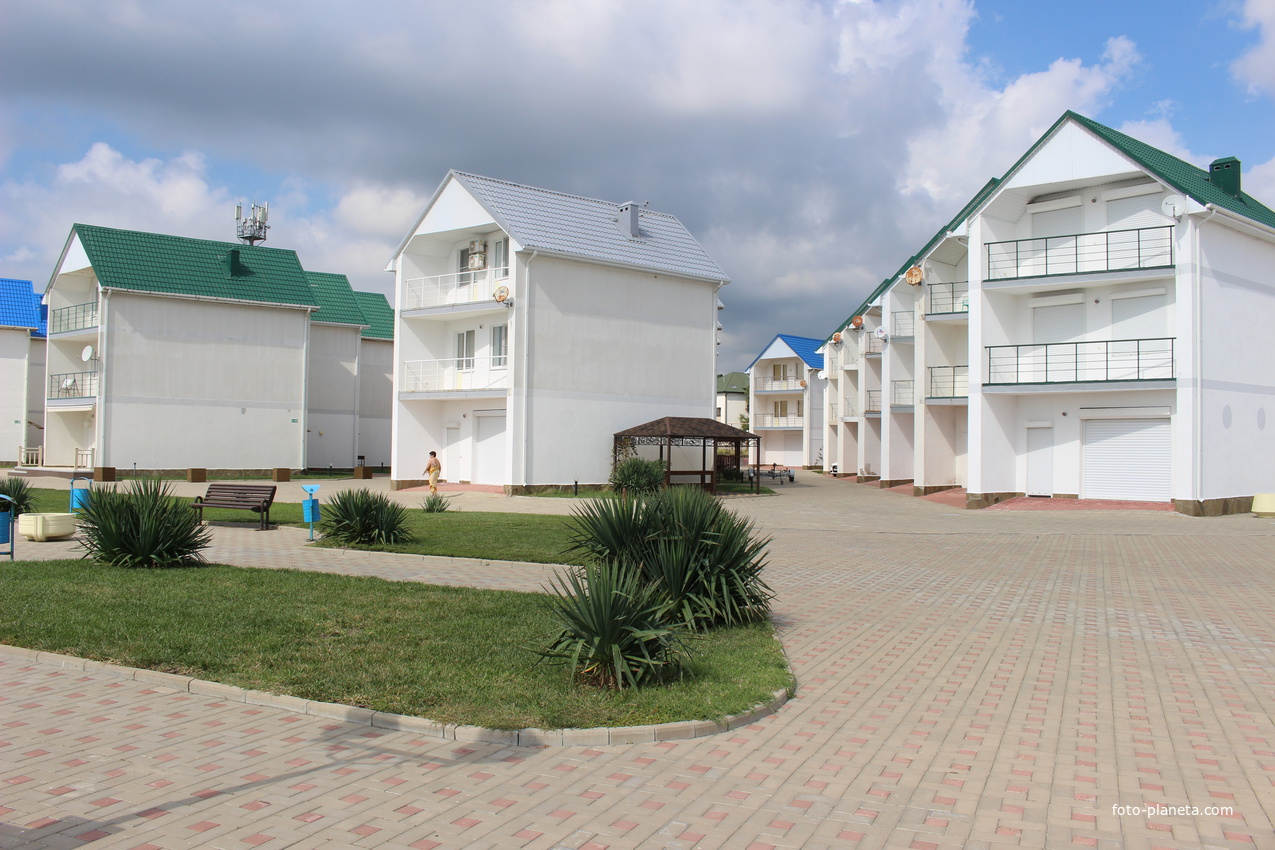"""Гостиничный комплекс """"Екатерина""""."""