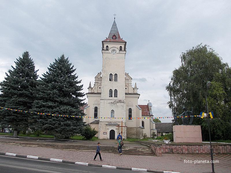 Николаевский костел Святой Анны
