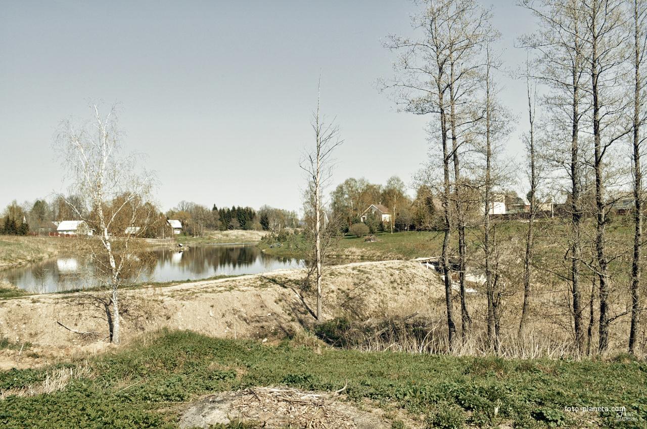 Озеро Рожково 2015 год