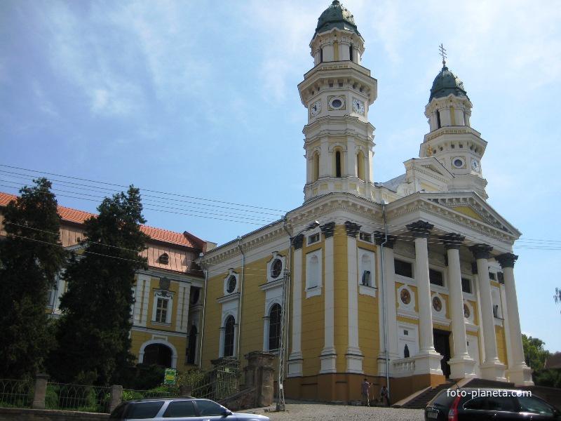 Греко-Католическая Церковь. Кресто-Воздвиженский Кафедральный Собор