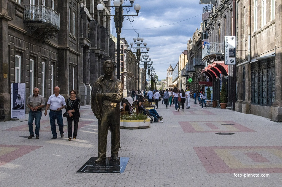 Пешеходная улица