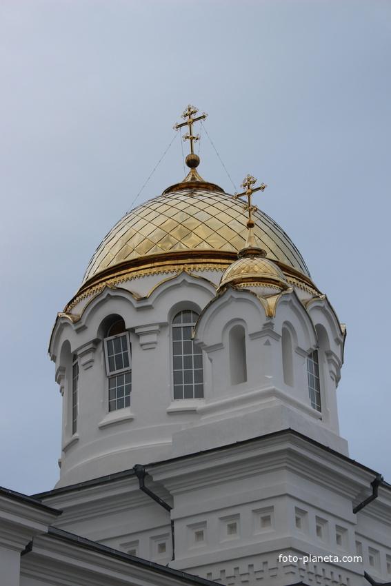 Свято-Вознесенский кафедральный собор.