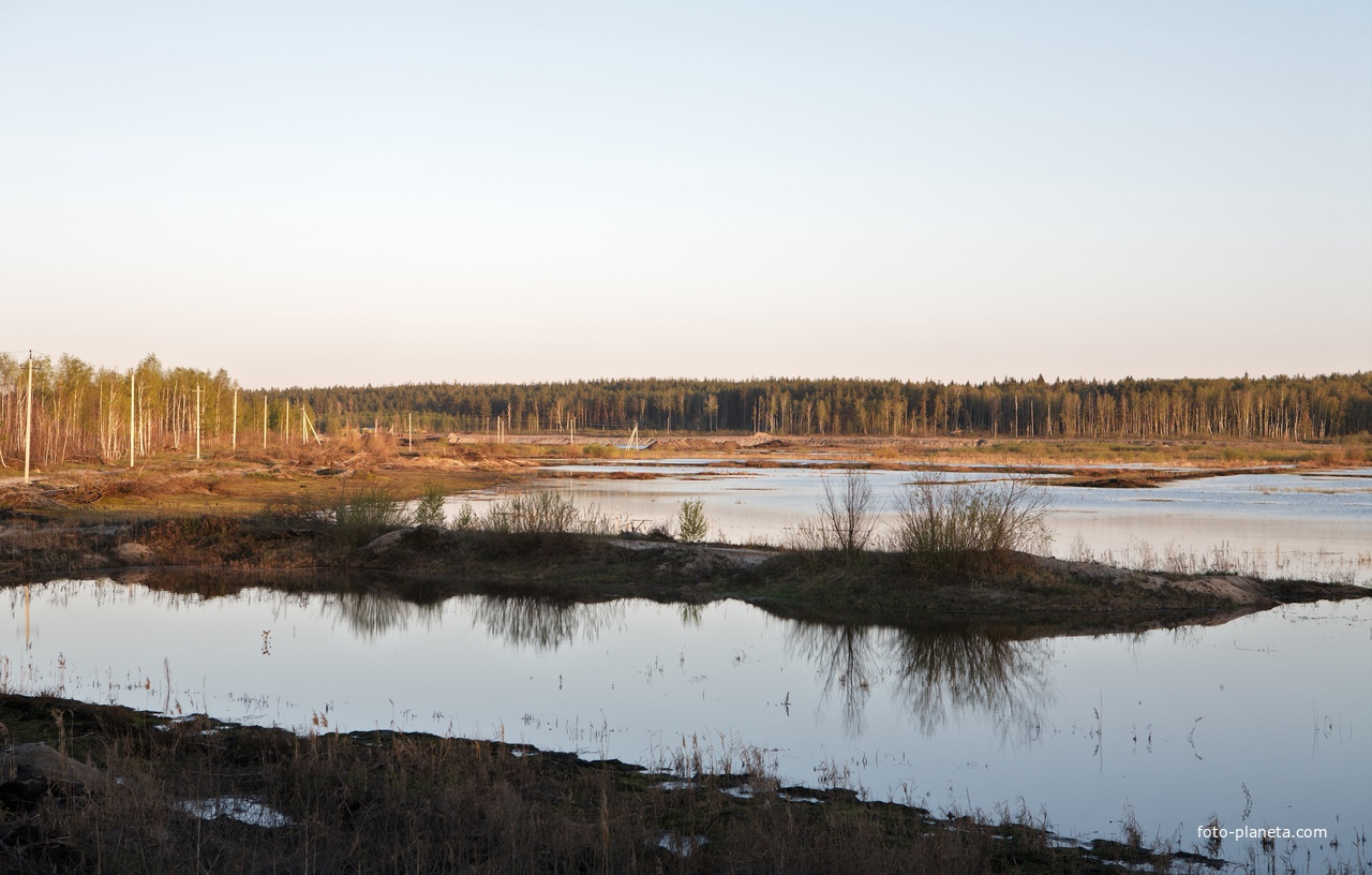 Дороголевское озеро