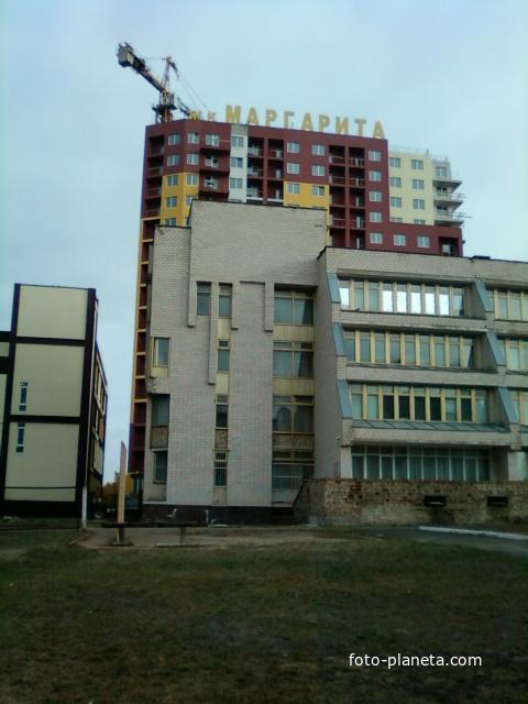 "ЖК ""Маргарита"", Булгакова улица"