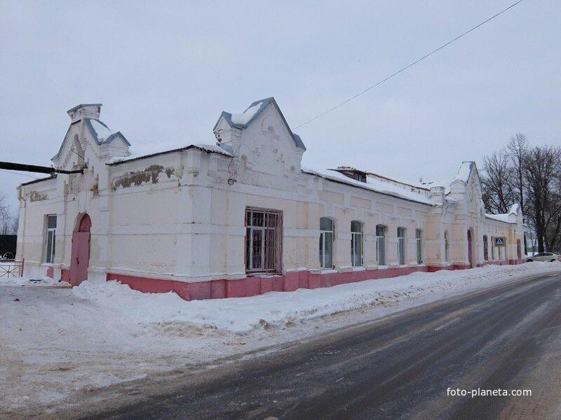 Железнодорпожный вокзал