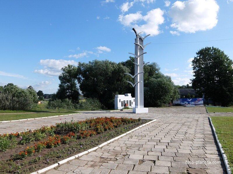 """Мемориал Великой Отечественной """"Журавли"""""""