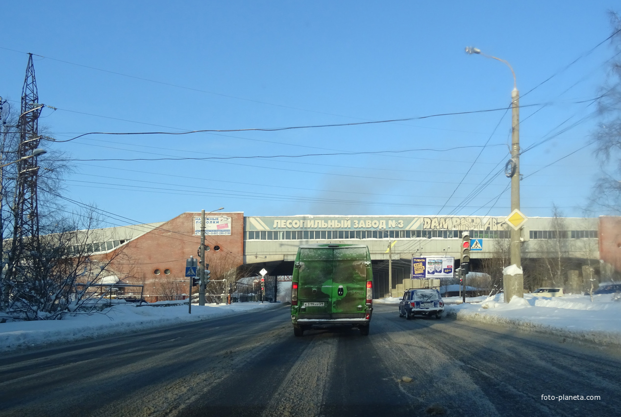Ленинградский проспект