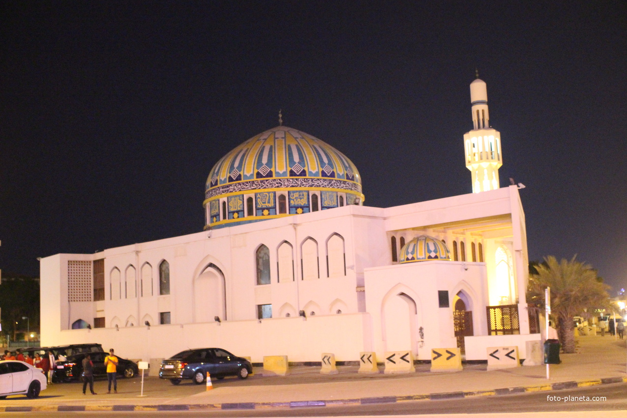 Манама. Мечеть Имама аль-Садик.