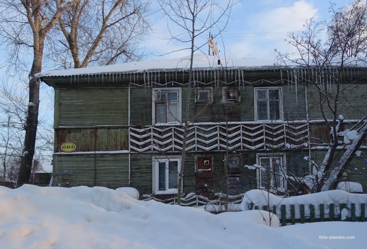 Улица Калинина, дом 13