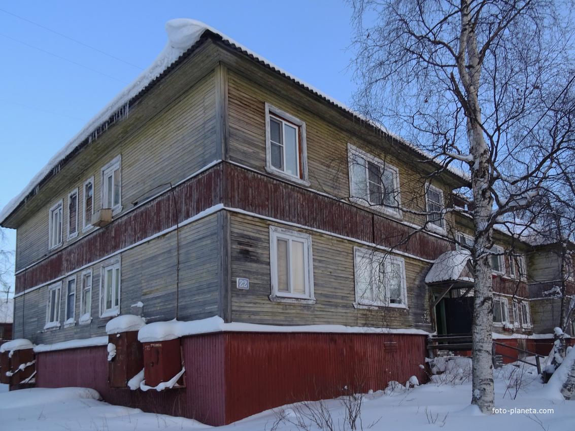 Улица Калинина, дом 22