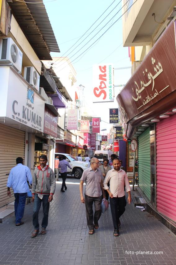 Манама. Рынок Баб-эль-Бахрейн сук.