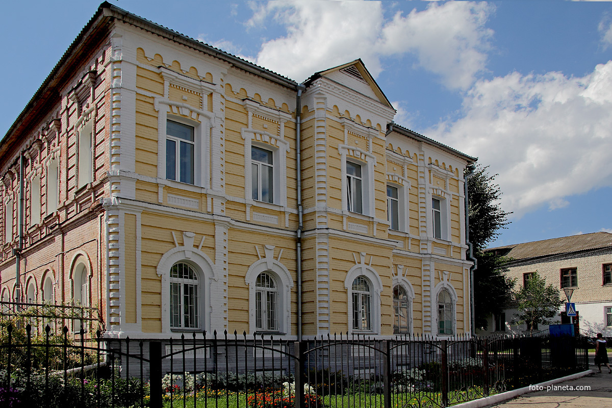 На улицах Новозыбкова