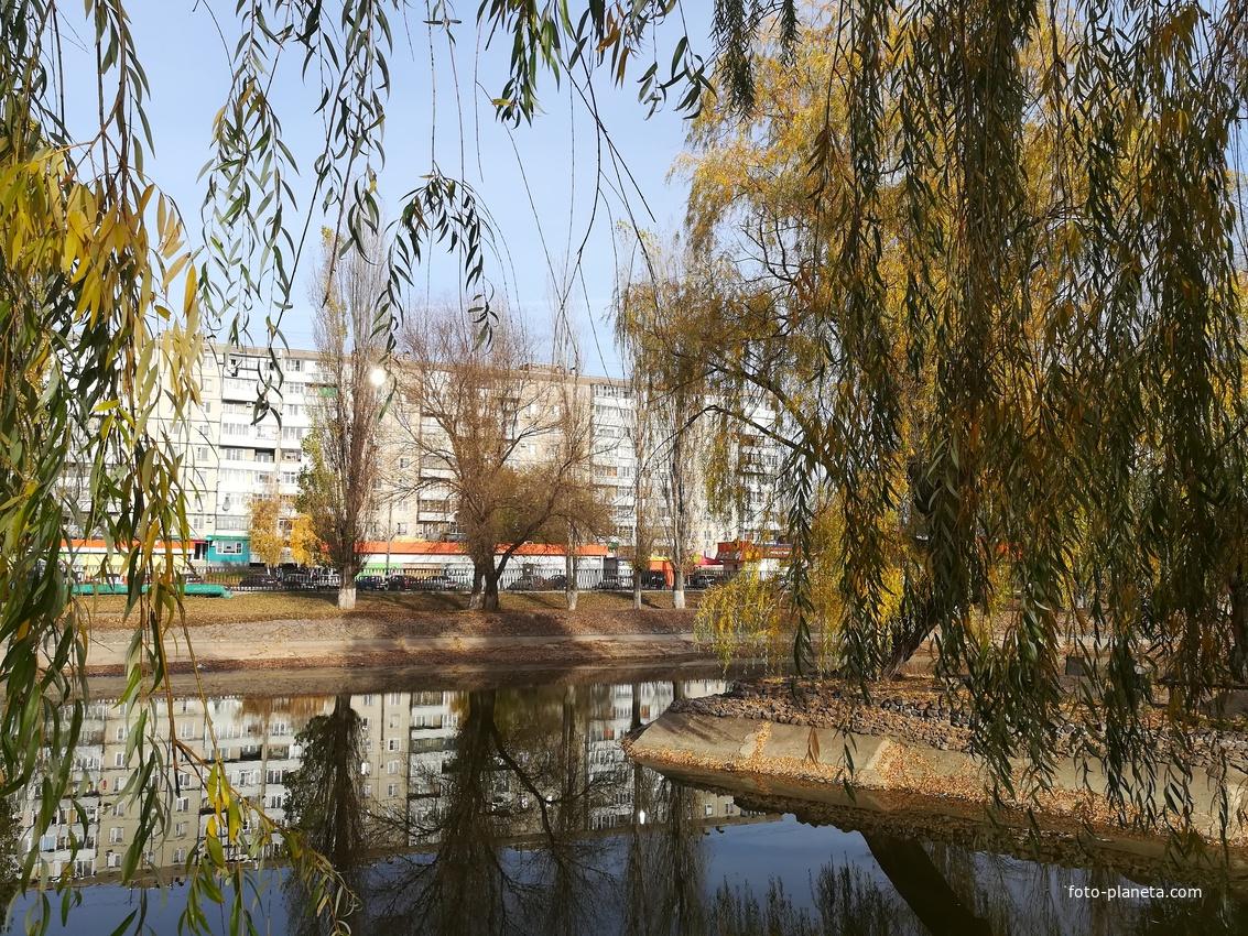 Осень в россошанском парке