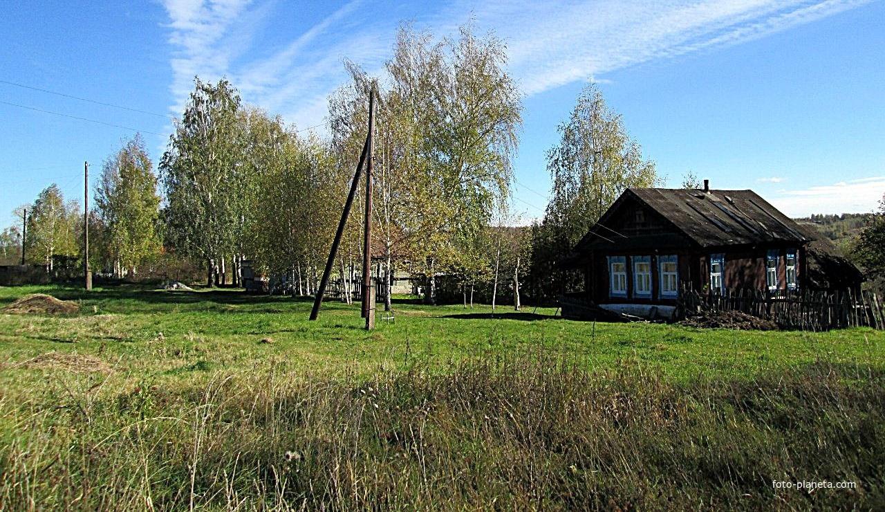 картинка вачский район горы дина деревня его скорей красивый