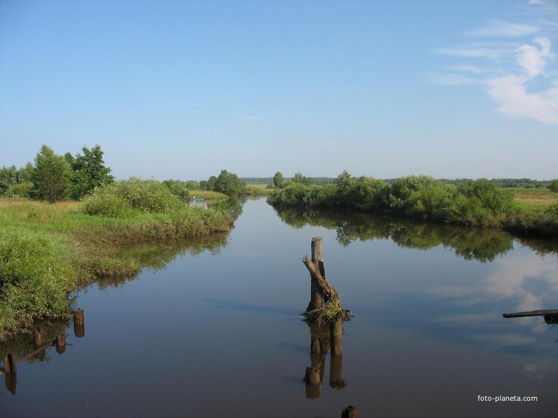 река Большой Кундыш