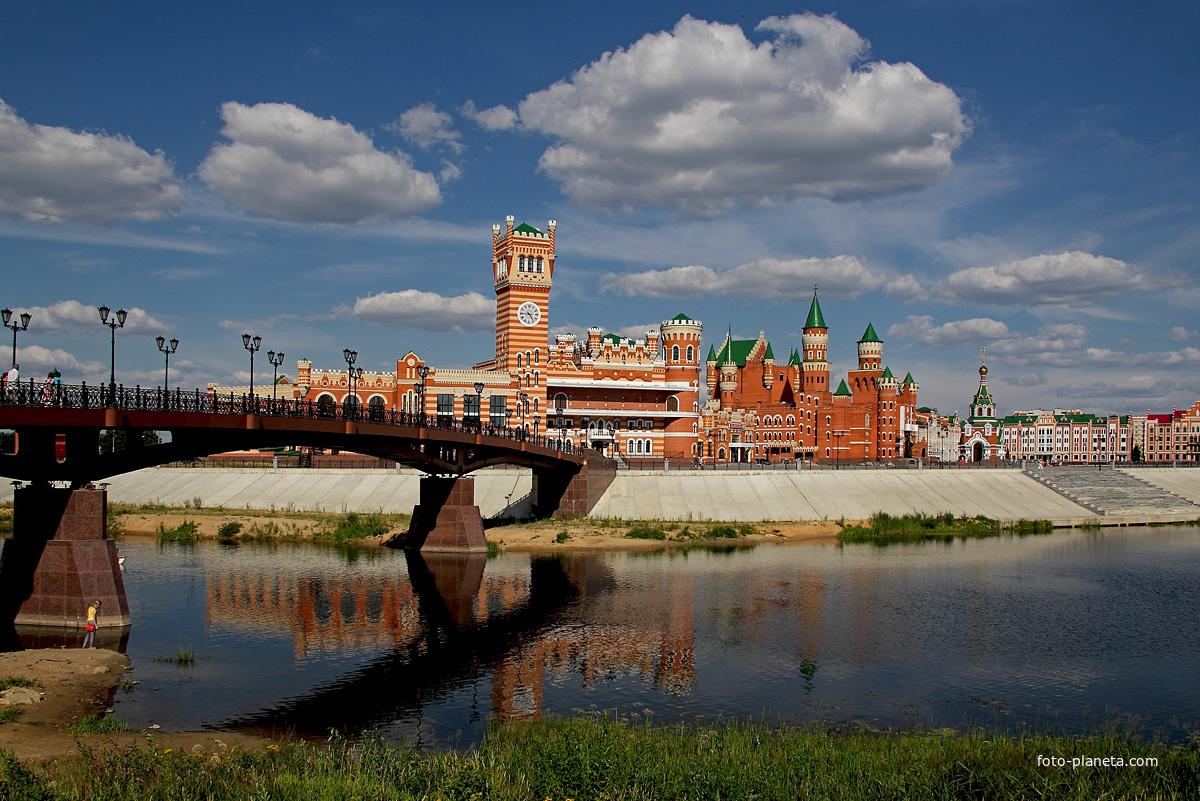 Мост через Кокшагу