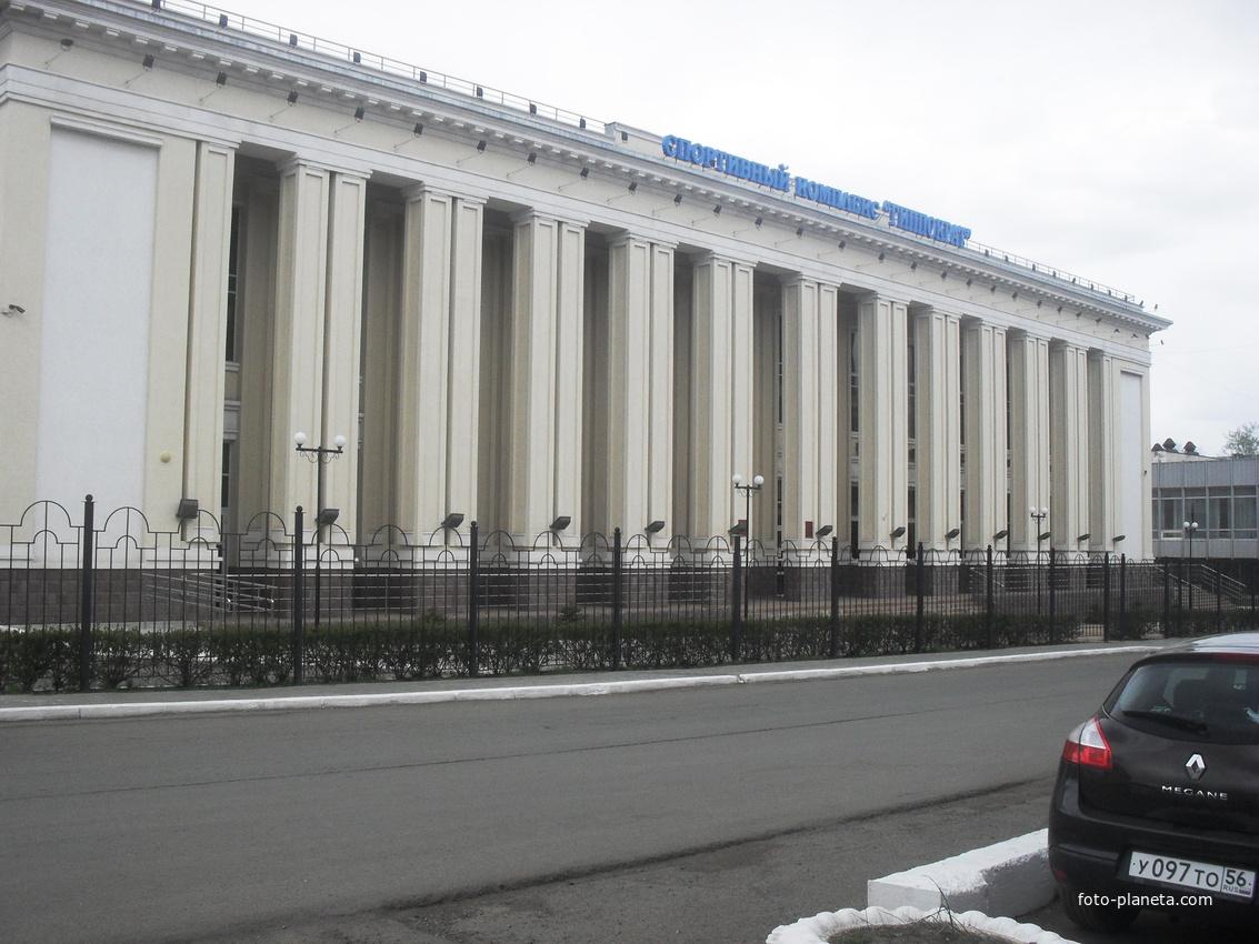 г.Оренбург СК ГИППОКРАТ переулок Дмитриевский