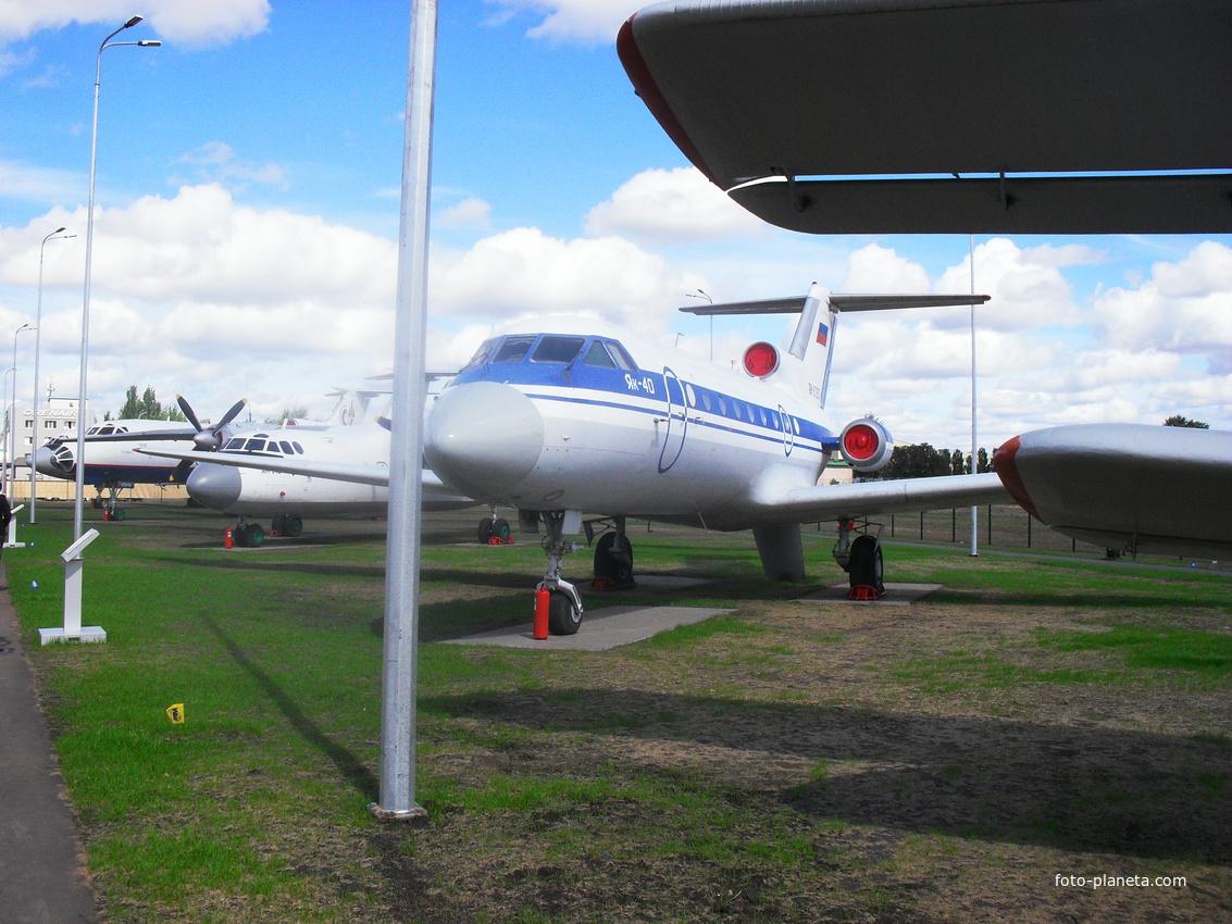 Самолёт ЯК-40