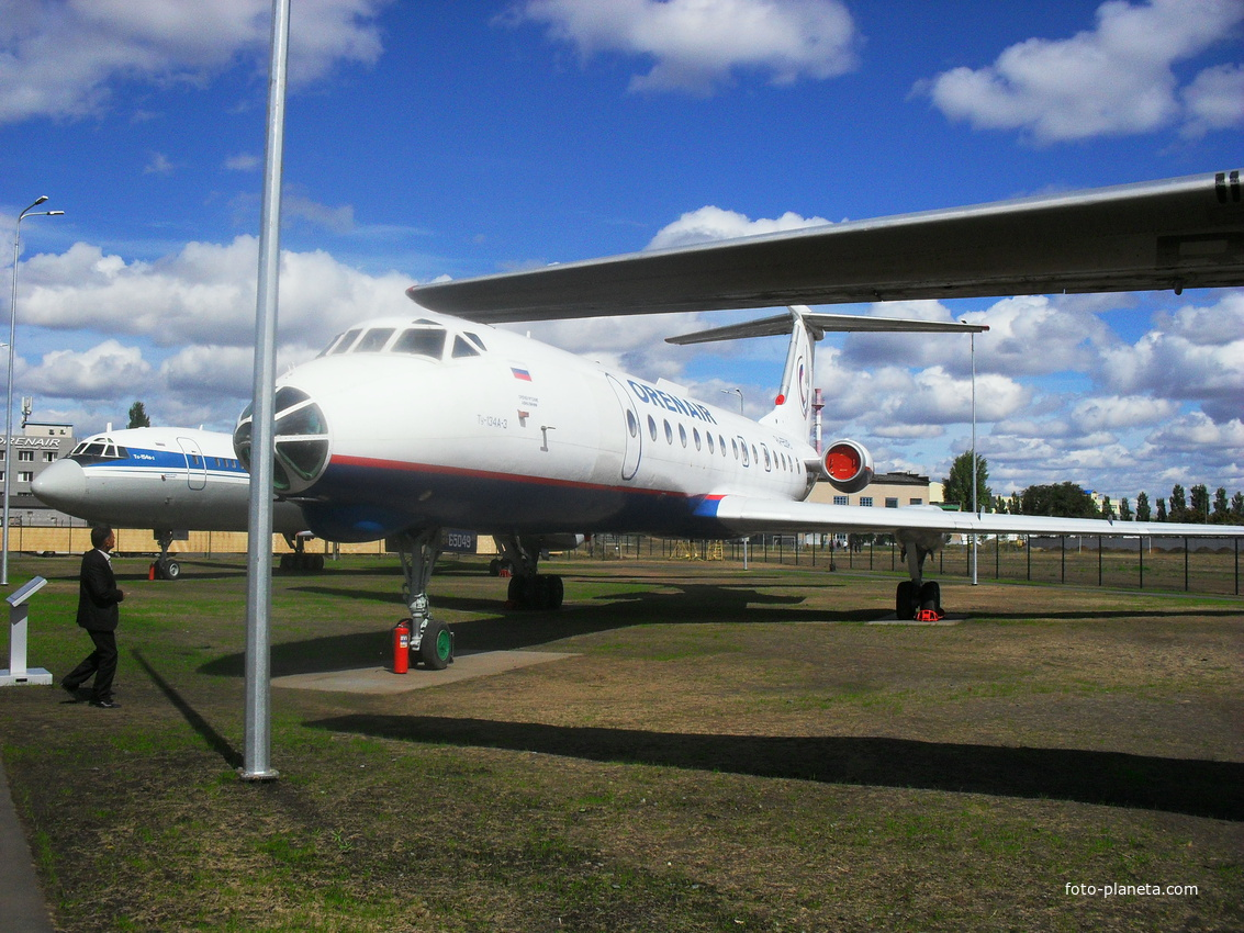 Самолёт ТУ-134А
