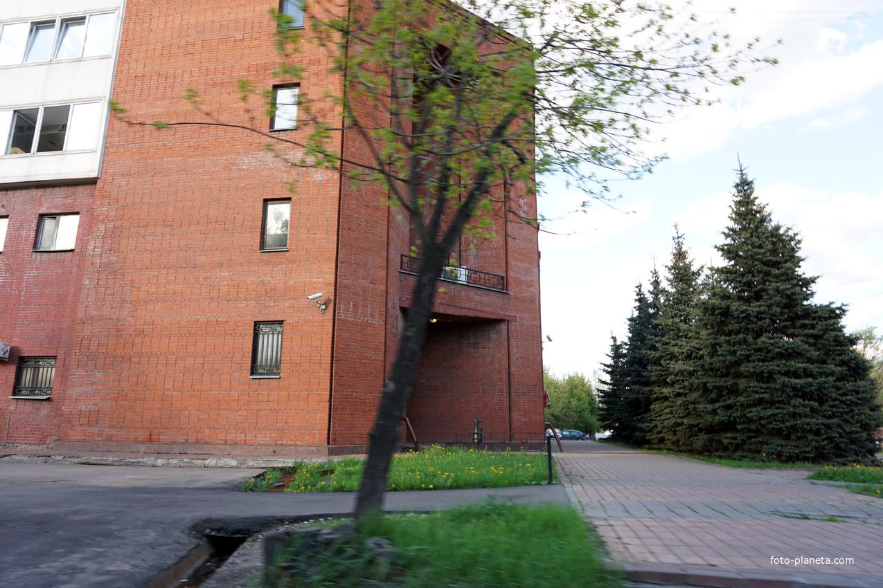 Офисное здание Котляковская, 5