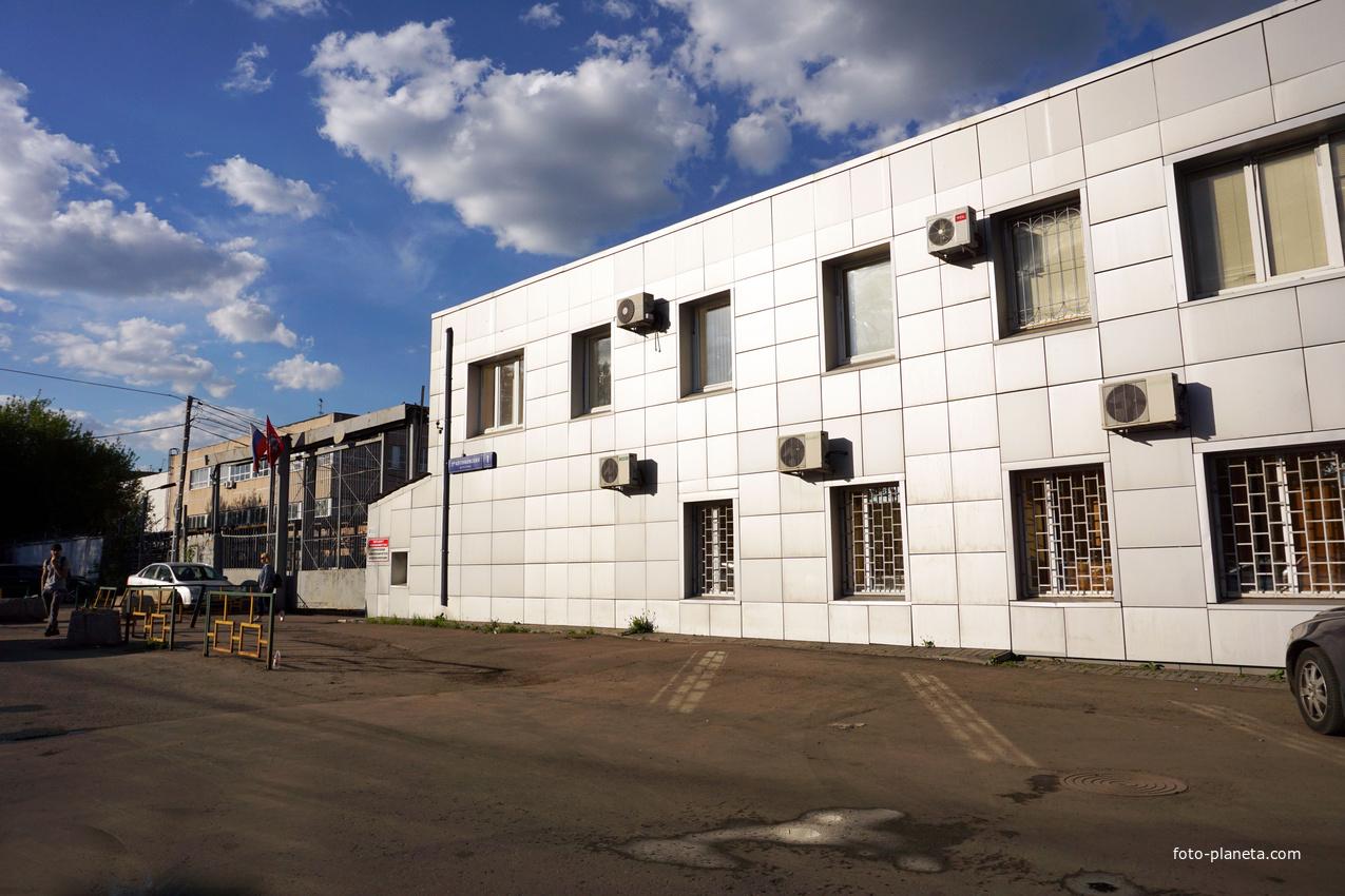 Бывшая Москворецкая плодоовощная база. Аренда офисных и складских помещений.