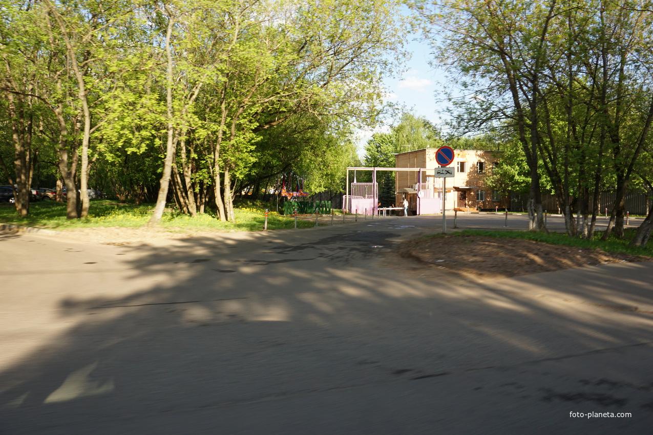 Бывший Мосгормаш, производство дорожной техники для Москвы / Технопарк