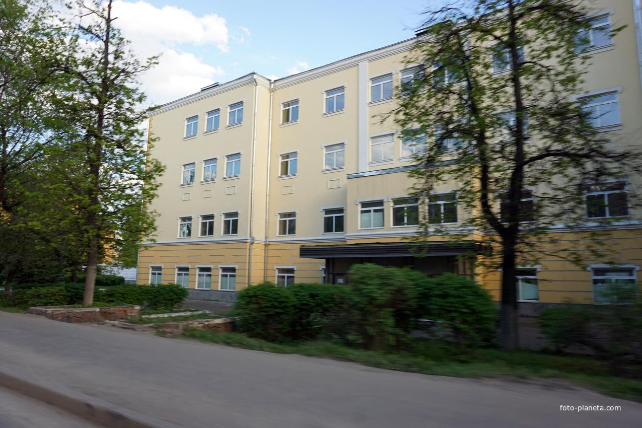 Административное здание Мосрыбокомбината